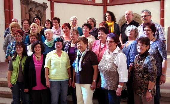 wp (1) - Kirchenchor Treis - Oppenheim (Rhein) am 27.09.2014 - Teilnehmer